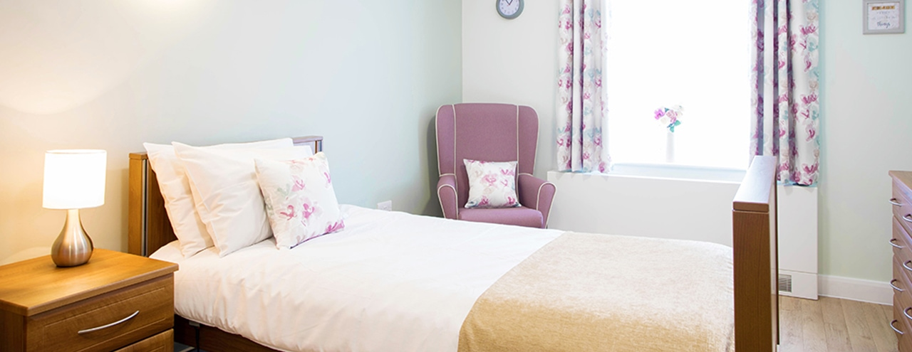 Hesketh Park Lodge Bedroom