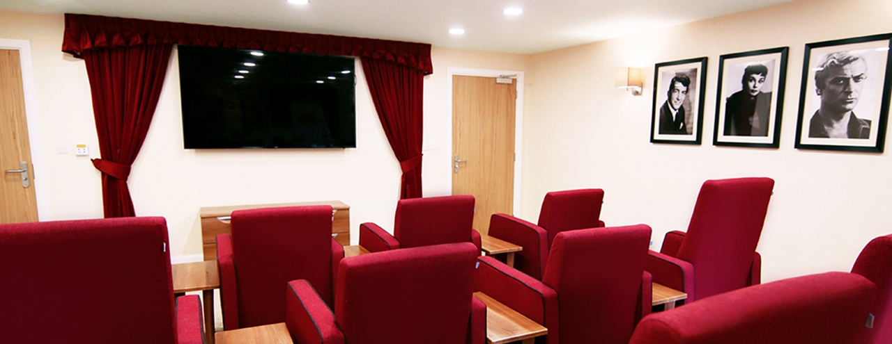 Hesketh Park Lodge Cinema