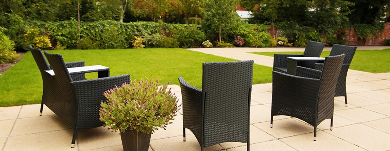 Hesketh Park Lodge Garden